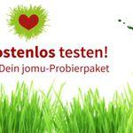 Jomu Bio Gerstengras Pulver kostenlos testen