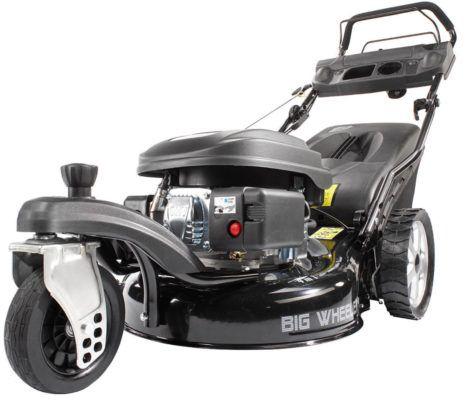 Güde Big Wheeler 465 D Trike Blackline selbstfahrender Benzin Rasenmäher 46cm für 259,99€