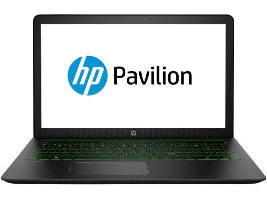 HP Pavilion Power 15 CB032NG Gaming Notebook mit 15.6 Zoll, i5, 8GB RAM, 1TB HDD, 128GB SSD, GTX 1050 für 777€ (statt 999€)