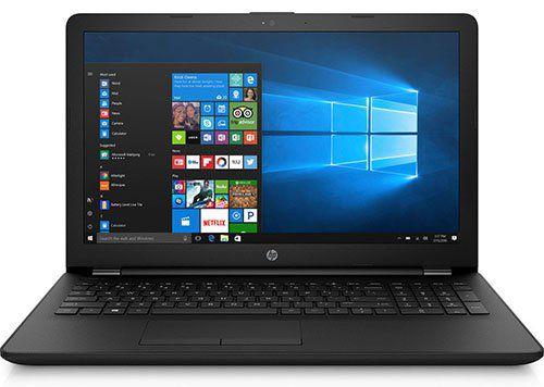 HP 15 bs115ng Notebook mit 15,6 Full HD, i5 8250U, 8GB RAM, 256GB SSD, Win 10 für 526,15€ (statt 657€)