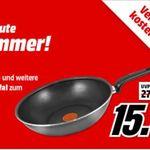 MM Preishammer: günstige TEFAL Pfannen ab 15€ – z.B. TEFAL Hard Titanium Plus Bratpfanne für 24€ (statt 32€)