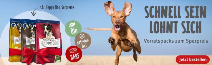 ZooRoyal mit 10€ Rabatt ab 59€   günstiges Tierfutter und Zubehör!
