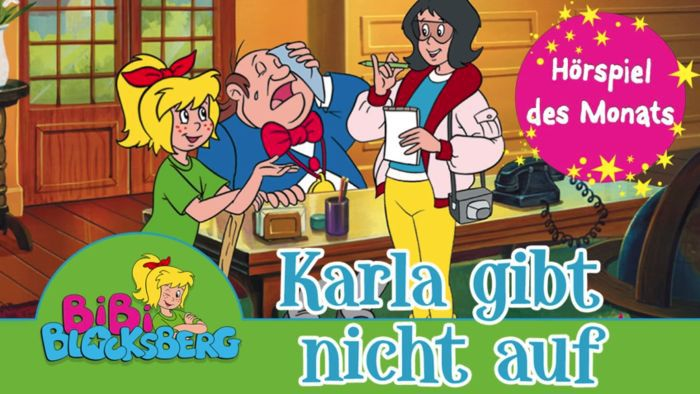 Bibi Blocksberg: Karla gibt nicht auf (Folge 46, Hörspiel) kostenlos