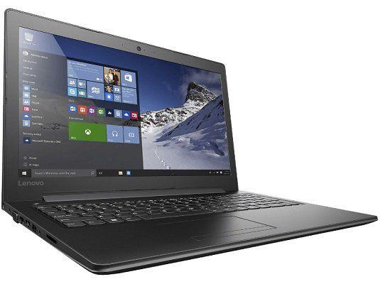 LENOVO IdeaPad 310 15ABR Notebook mit 15.6 Zoll, 8GB RAM, 1TB HDD für 389€ (statt 484€)