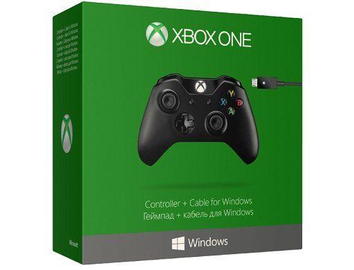 Microsoft Xbox One Wireless Controller & Windows Kabel für 42,89€ (statt 56€)