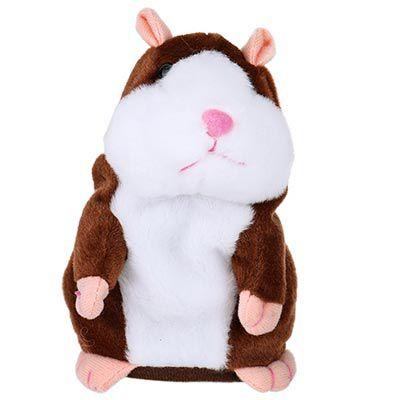 Sprechender Hamster als Plüschtier für 4,93€