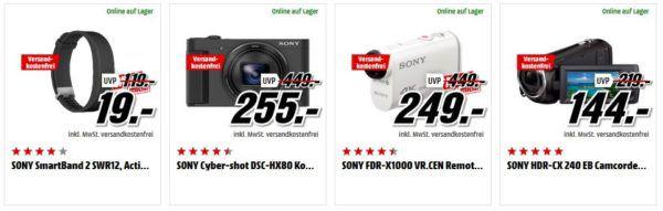 Media Markt Mega Marken Sparen: günstige Artikel von LG, Sony, Samsung und  Lenco