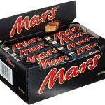 [Prime] Mars Riegel Box 32 Stück je 51 g für 10,78€