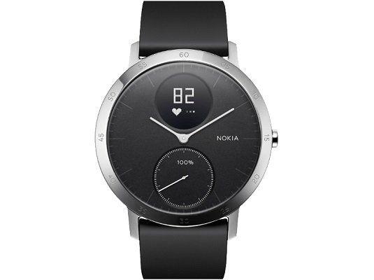 NOKIA Activité STEEL HR Activity Tracker 40mm für 129 (statt 152€)