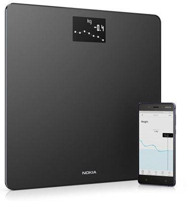 Nokia Body   intelligente Smartwaage für 39€ (statt 48€)