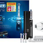 Ausverkauft! Oral-B Genius 9000 Zahnbürste für 73,29€ (statt 132€) + 10 Aufsteckbürsten