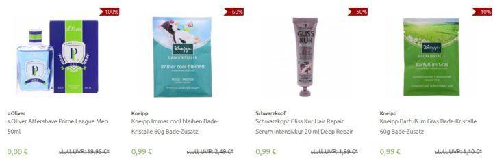 Großer Outlet46 Sale mit über 5.100 Artikeln ab 0,99€ + VSK frei (19€ MBW)
