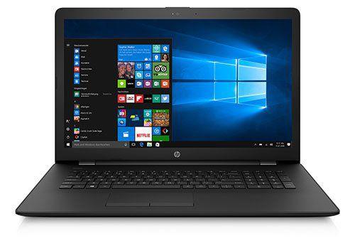 HP 17 bs533ng Notebook mit 17.3, i3, 4GB RAM, 1TB HDD für 377,31€ (statt 449€)
