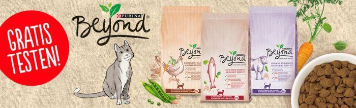 Purina Beyond Katzenfutter gratis