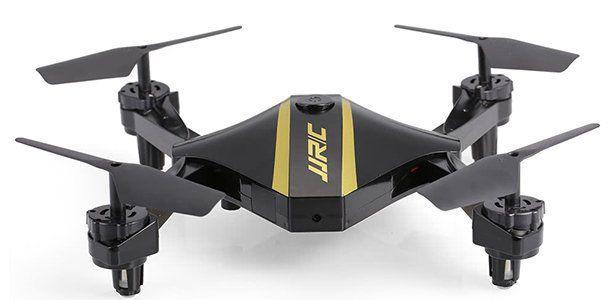 Vorbei! H44WH Selfie Drone mit WLAN & 720p für 16,59€