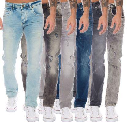 ROCK CREEK M19   Herren Jeans in vielen Größen für je 27,90€