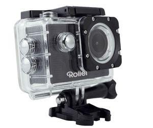 ROLLEI 372   HD Actioncam mit Wlan u. 30 M Tauchfest für nur 19,99€ (statt 26€)
