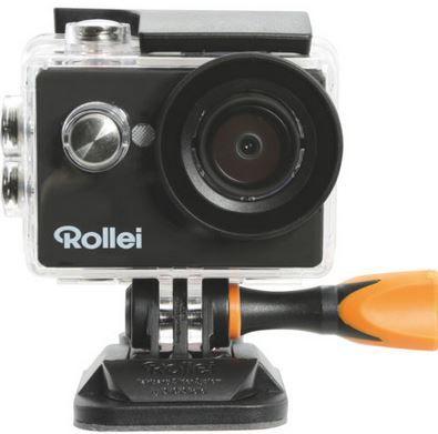 ROLLEI 416   FullHD Action Cam ab 54,99€ [eBayPlus]