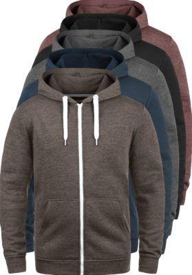 SOLID Olli Zipper Hoodies bis 3XL für je 23,95€