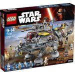 Lego Sets bei Karstadt im Angebot – z.B. Lego Nexo Knight – Jestros Vulkanfestung für 64,44€ (statt 101€)