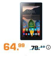 Saturn: Lenovo Tablet Night   z.B.  LENOVO TAB3 7 Essential für 64,99€