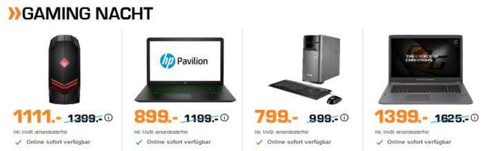 Saturn Gaming & Speicher Nacht: z.B. SEAGATE Backup Plus HUB Desk 8TB für 169€