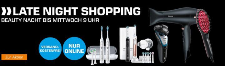 Saturn Beauty & Gesundheit Late Night: Philips HF3531/01 Wake up Light für 99,99€ (statt 122€)