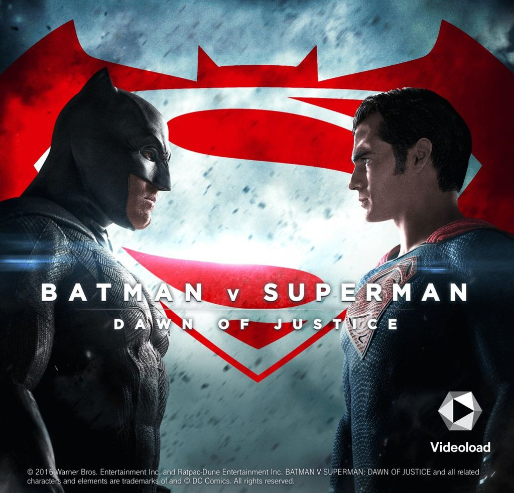 Nur für Telekom Kunden: Batman vs Superman   Dawn of Justice (HD) gratis