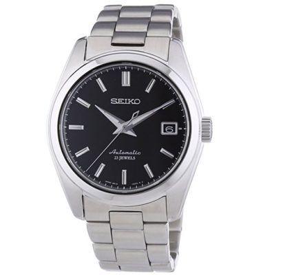SEIKO SARB033 mechanische Herren Armbanduhr mit  für 290€ (statt 430€)
