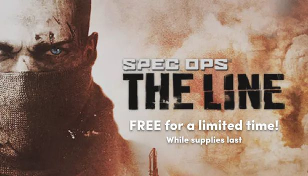 Spec Ops: The Line (Steam Key) gratis im Humble Store