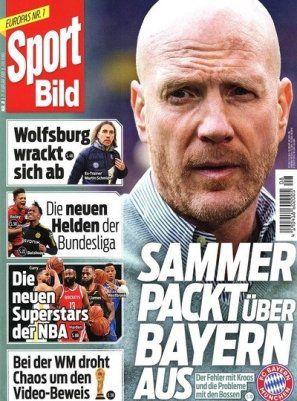 Sport Bild   51 Ausgaben für 117,30€ + 100€ BestChoice Gutschein