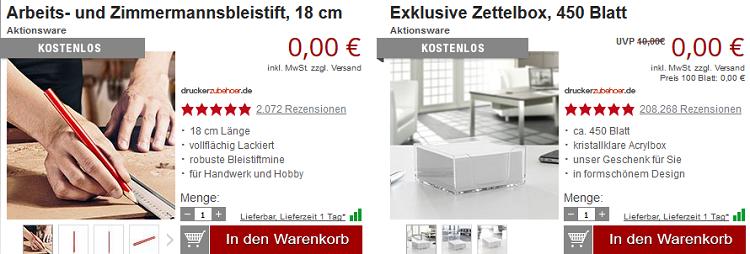 31 tlg. XXL Bitset + Zimmermannsbleistift & Zettelbox für 5,97€