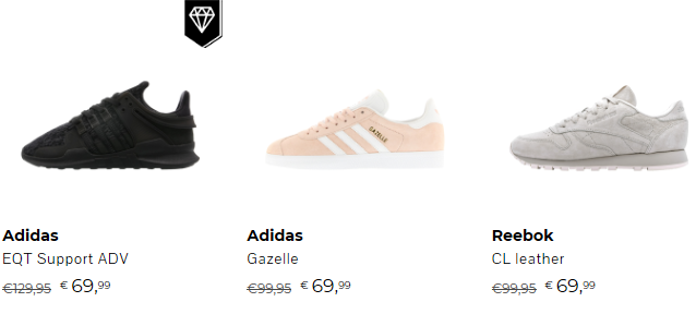 Sale bei Sneakerbaas + 20% Extra Rabatt