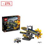 10% Rabatt auf Lego bei myToys – z.B. LEGO Technic – Schaufelradbagger (42055) für 154,14€ (statt 170€)