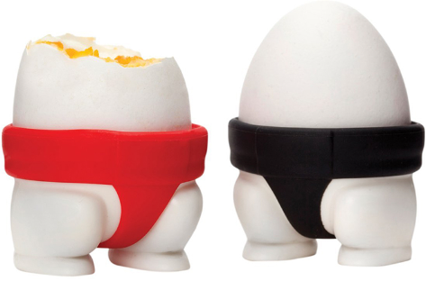 Sumo Ringer Eierbecher für 0,97€