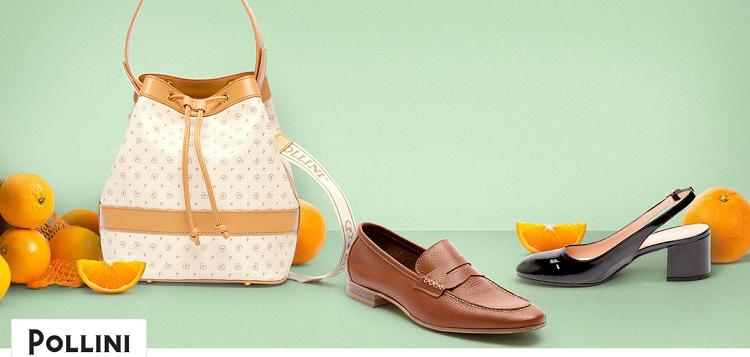 Pollini Sale bei Vente Privee mit Taschen und Schuhen