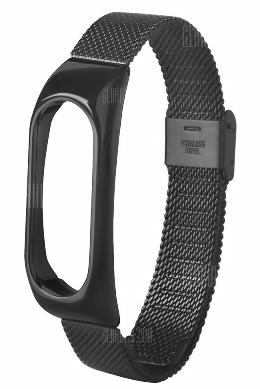 Xiaomi Mi Band 2 Edelstahl Armband für 2,56€ (statt 8€)