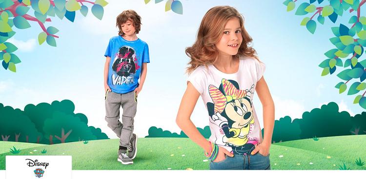 Disney & Paw Patrol Fashion Sale für Kiddies bei Vente Privee