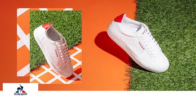 Le Coq Sportif Sale bei vente privee   z.B. Techracer Sneaker ab 25,99€ (statt 49€)