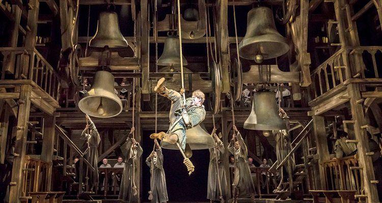 Musical Der Glöckner von Notre Dame + 1   2 ÜN bei Stuttgart inkl. Frühstück ab 89€ p.P.