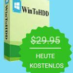 WinToHDD Professional 2.8 (Lifetime-Lizenz, Windows) kostenlos