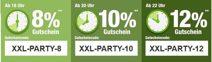 GartenXXL Late Shopping mit Staffelrabatten bis 12% nur heute!