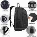 Outdoor-Rucksack mit Laptopfach und USB-Port für 15,66€