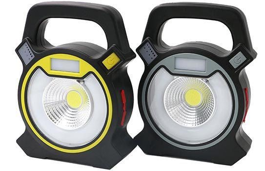 BORUiT ELT0110   portables Flutlicht für 8,16€