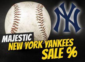 Kleiner New York Yankee Sale bei SportSpar   günstige Restgrößen z.B.  Hoody ab 16,99€