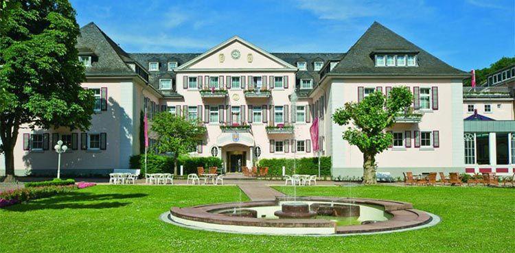 2 ÜN in 5* Hotel in der Eifel inkl. HP, Thermalbad, Sauna & Massage für 200€ p.P.