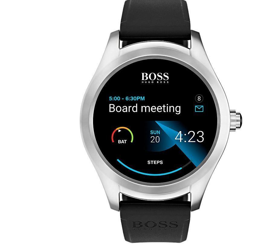 Wieder da! Boss Touch 1513552 Damen Smartwatch für nur 279,90€ (statt 399€)