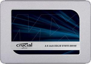 Crucial MX500 SSD mit 500GB für 59€ (statt 65€)