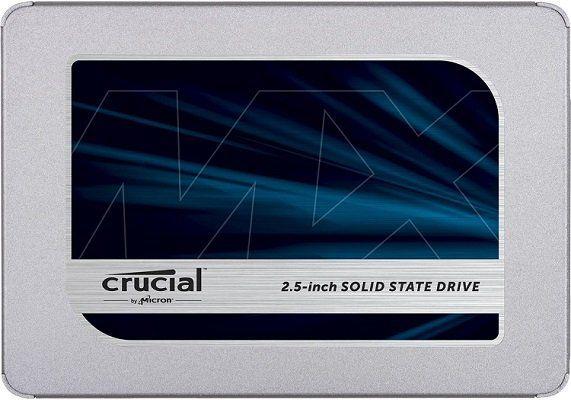Crucial MX500 SSD mit 1 TB für 204,90€ (statt 223€)