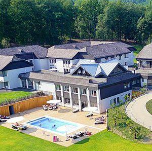 3 ÜN im Sauerland direkt am See inkl. HP, Fitness, Sauna & Pool für 166,50€ p.P.